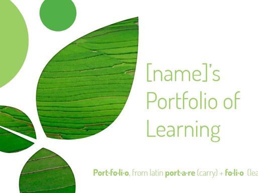Student Agency with GSuite Digital Portfolios