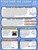 Together We Learn Newsletter - Week #1.j