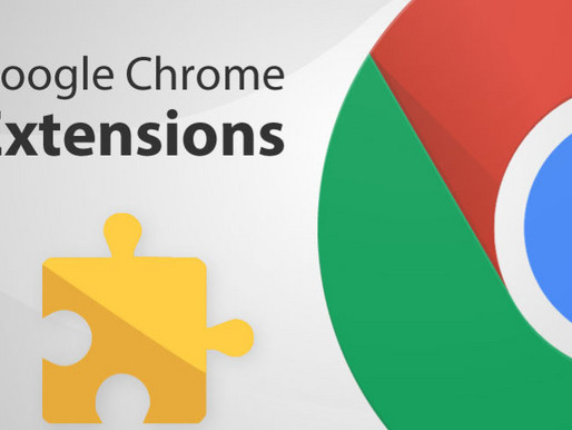 Extend your Capabilities with Chrome Extensions