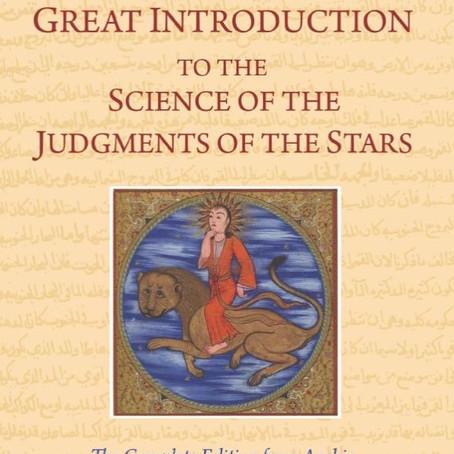 Абу Машар. Большая астрология от принца