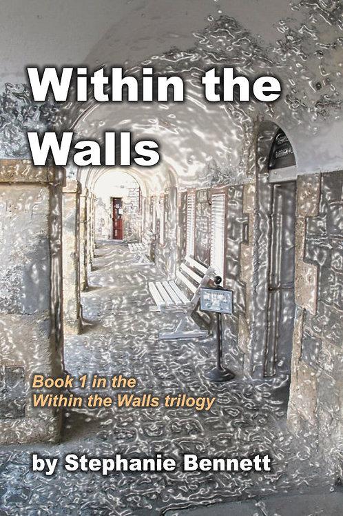 Within the Walls, Book 1 in the Within the Walls trilogy