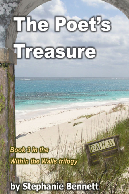 The Poet's Treasure, Book 3 in the Within the Walls trilogy