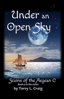 Under an Open Sky-front cover