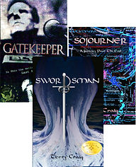Classic Editons of Fellowship of the Mystery trilogy
