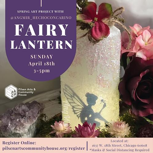 Fairy Lantern Workshop