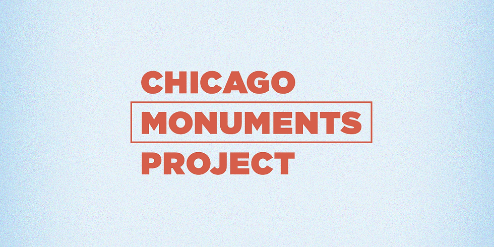 18th Street CTA Station - Francisco Mendoza, Forgotten Community Monument