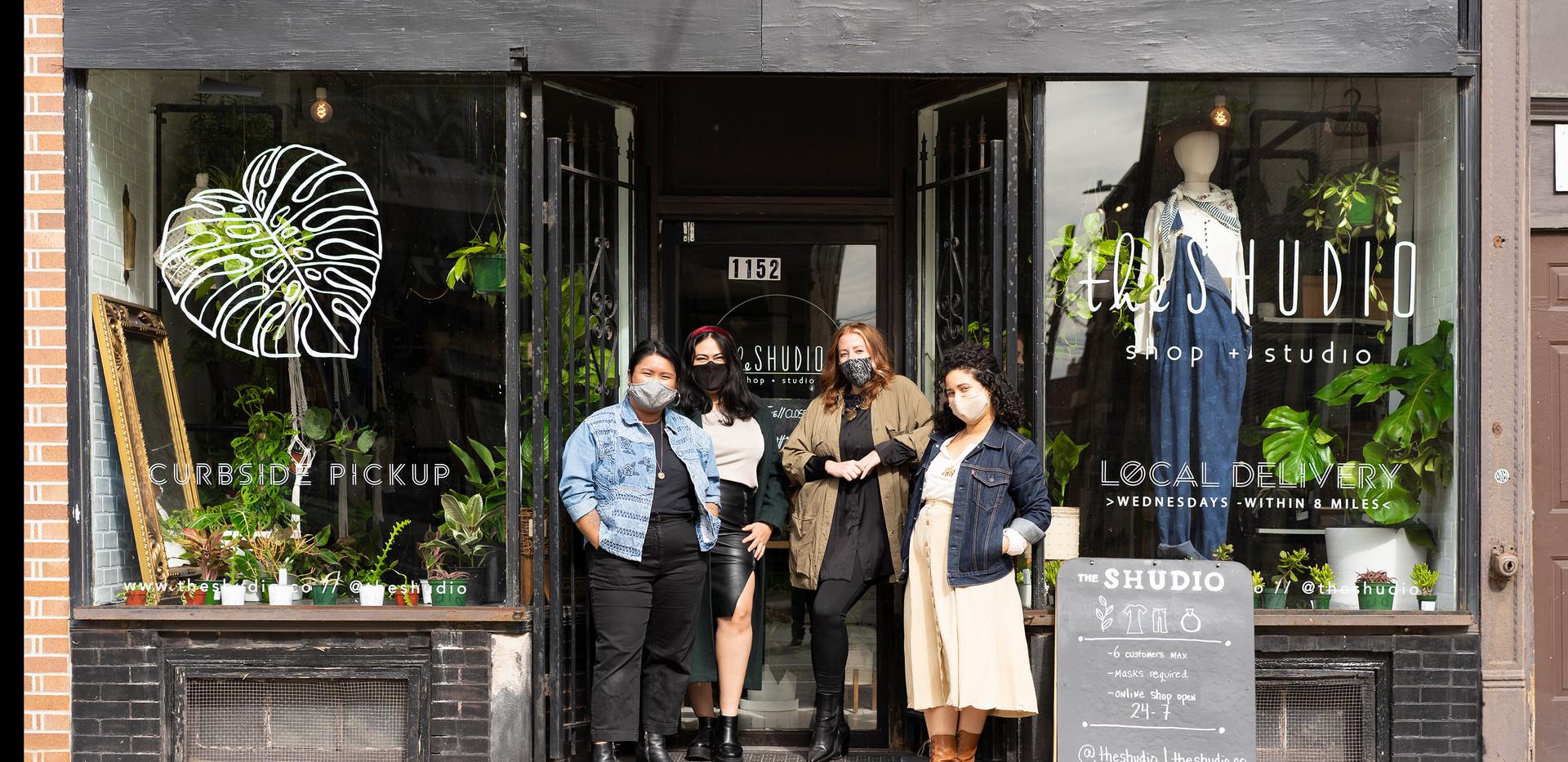 the Shudio | Shop + Studio