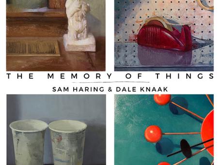 Memory of Things - Artist Talk