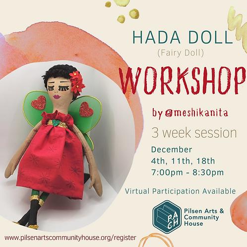 Hada Doll - Workshop