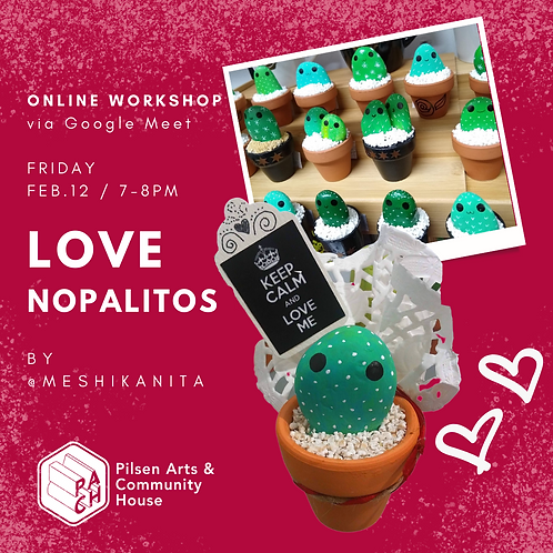 Love Nopalitos