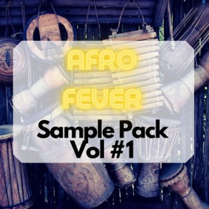 AFRO FEVER #1 - SAMPLE PACK