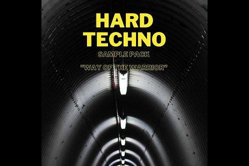 The Way Of The Warrior - Hard Techno Sample Pack