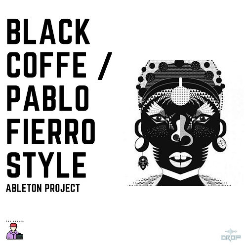 Pablo FIerro / Black Coffe Style Template