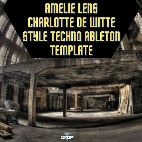 Amelie Lanes / Charlotte De Wite Style Ableton Project