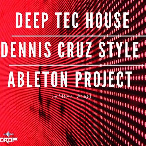 Basel Darwish / Dennis Cruz Deep - Tech-House Ableton Template