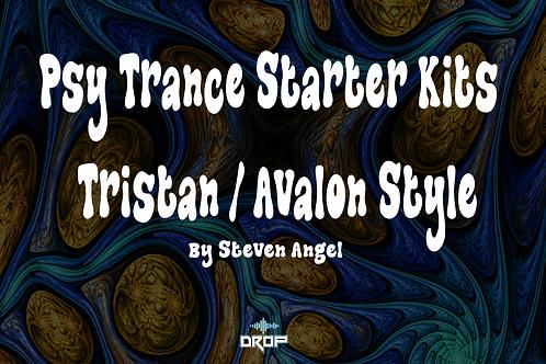 Psy Trance Avalon Style Starter Kits