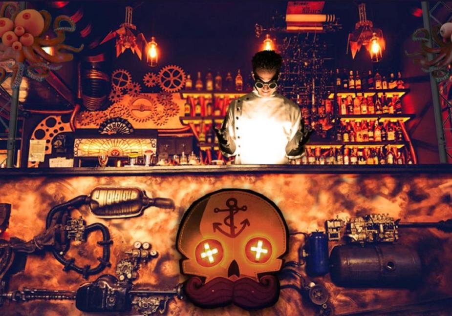 Octoboobie Bar