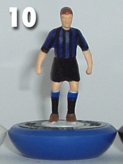 Inter Milan playing figures