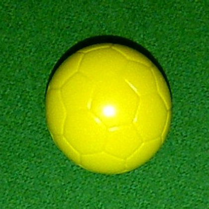 Top Spin match ball - yellow
