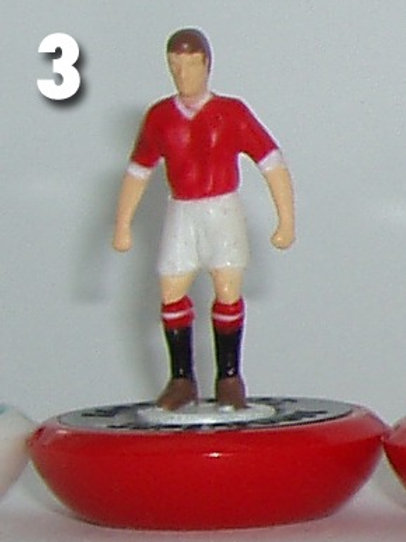 Manchester United style playing figures
