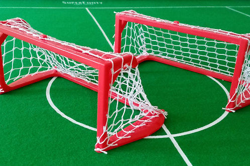 World Cup Goals - Red