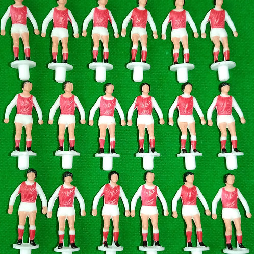 Arsenal LW ref 232 playing figures