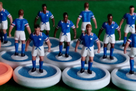Glasgow Rangers 1978-82