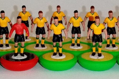 Norwich City 1957-58