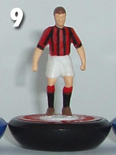Milan style playing figures