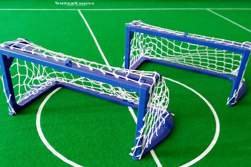 World Cup Goals - Royal Blue