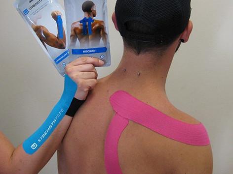 STRENGTHTAPE - Das offizielle Kinesio Tape des Ironman Triathlon
