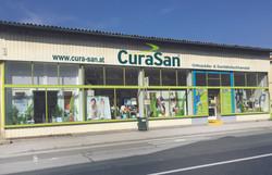 Aussenfassade CuraSan