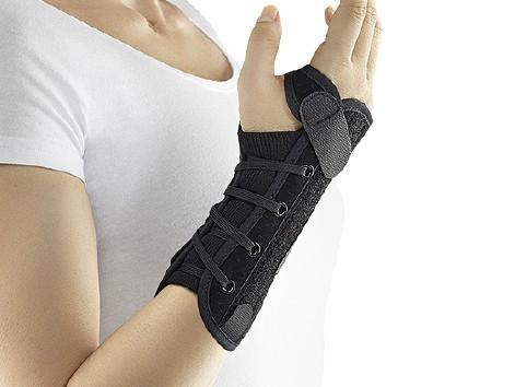 dynamics® Handgelenk Schnürorthese ohne Daumenfixierung