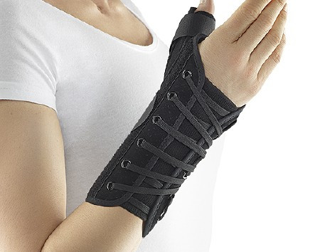 dynamics® Handgelenk Schnürorthese mit Daumenfixierung