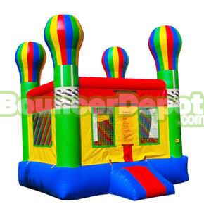 Hot air ballon Bounce house