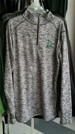 Badger Sport Blend Ladies 1/4 Zip