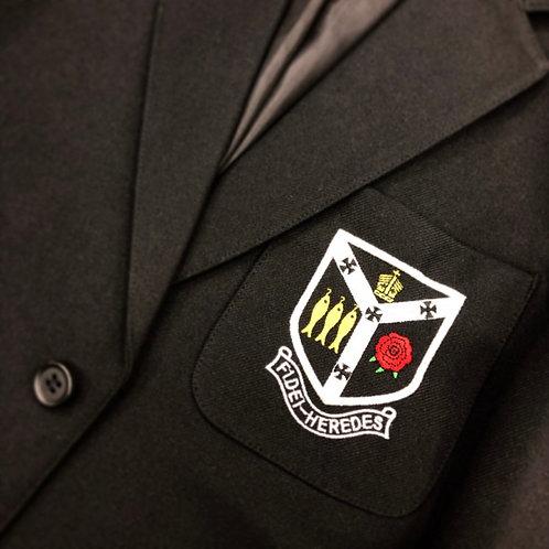 St. Augustine's  Girls black fitted School Blazer