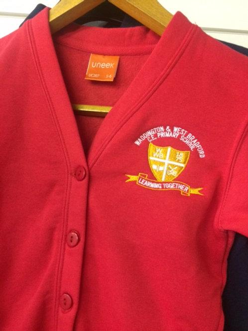 Waddington & West Bradford School Cardigan