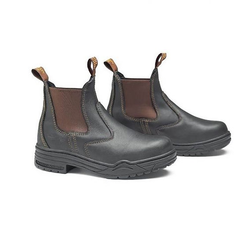 Protective Jodphur boot