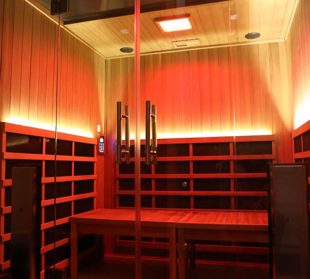 Clearlight Sauna