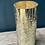 Thumbnail: Silver Foil Effect Vase