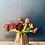 Thumbnail: Burnished Silver Effect Rounded Vase