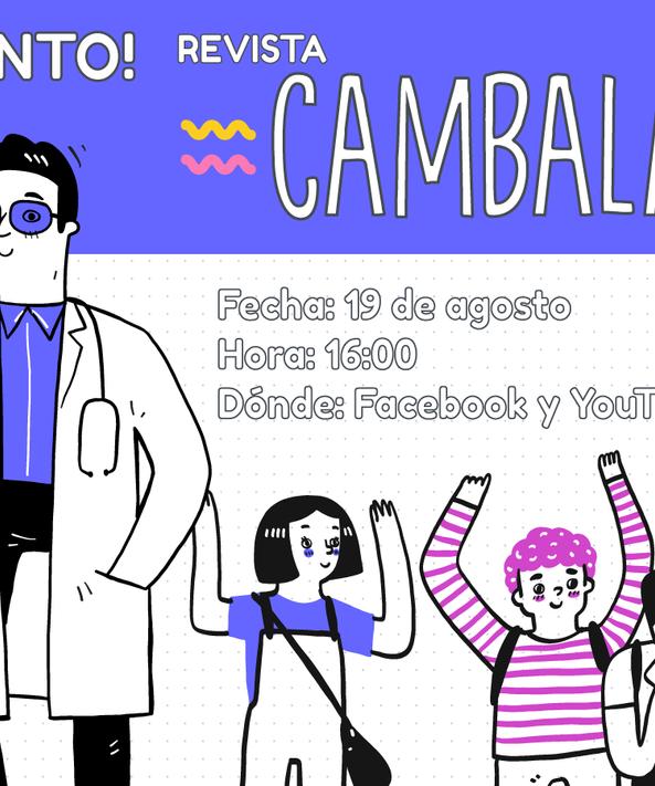 Lanzamiento Revista Cambalache n°4