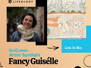 Lifeology: Scicomm Artist Spotlight