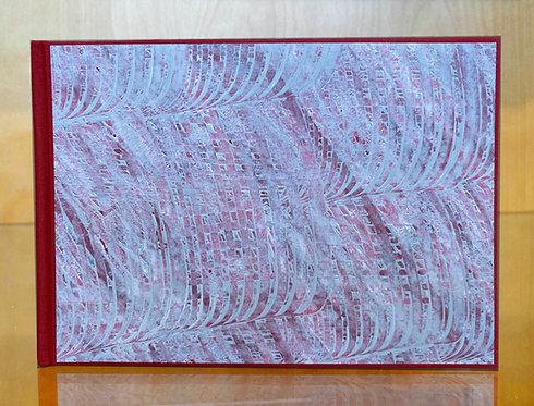 Artist's Hand Painted Landscape Journals & Guestbooks Medium Size