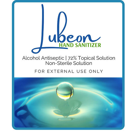 4 oz Hand Sanitizer