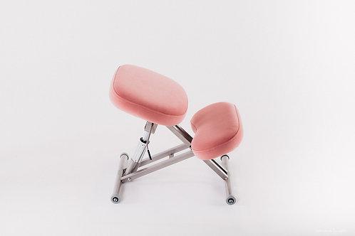 Коленный стул металлический регулировка газлифт КС-03М