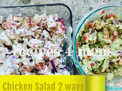 Happy Wife + Happy Husband Chicken Salad