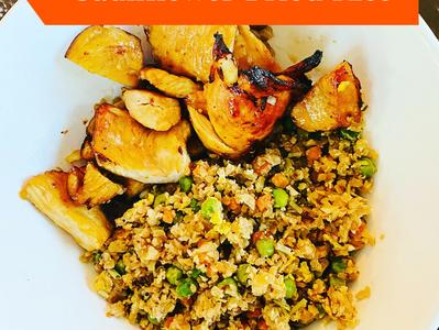 Healthy Cauliflower Fried Rice (WW Friendly)