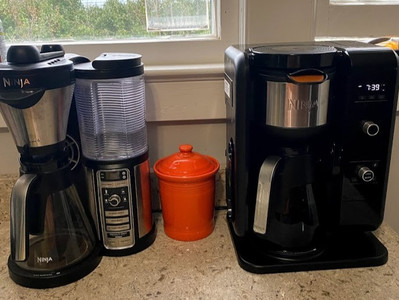 Thinking about upgrading to the Ninja Hot & Cold Coffee Bar?